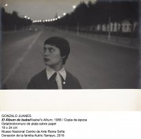 Gonzalo Juanes. El Álbum de Isabel (1956)