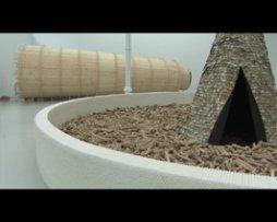 Imágenes (brutos) de la exposición de Cildo Meireles – versión TV (.mov / 335 MB)