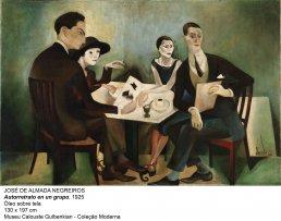 Exposición Fernando Pessoa y la vanguardia portuguesa
