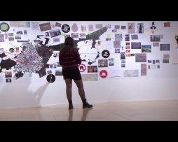 Recursos de la exposición  Rogelio López Cuenca. Yendo leyendo, dando lugar