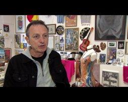 Declaraciones del artista Rogelio López Cuenca