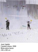 Juan Ugalde, Cuentos chinos, 2008