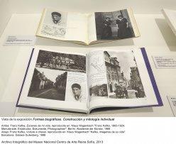 Formas biográficas, vista de sala / gallery view (imagen 7)
