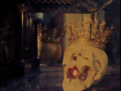 Derek Jarman. Tarot. Film, 1973. Courtesy of © LUMA Foundation
