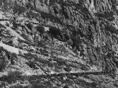 André Malraux. Sierra de Teruel. Película, 1938-1939