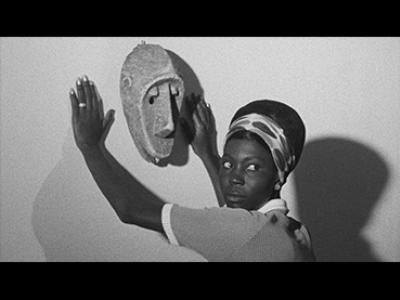 Ousmane Sembène. La Noire de... Película, 1966