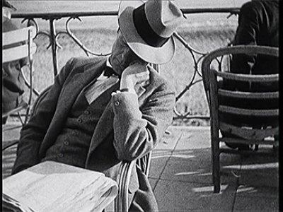 Jean Vigo. À propos de Nice (A propósito de Niza). Película, 1930, VO, b/n, 23'