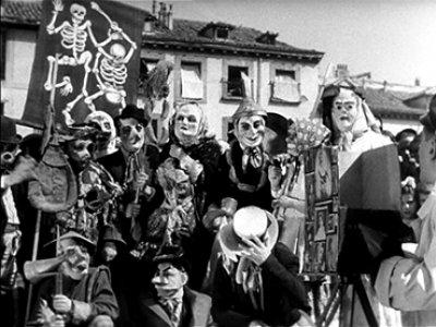 Edgar Neville, Domingo de Carnaval, Film, 1945