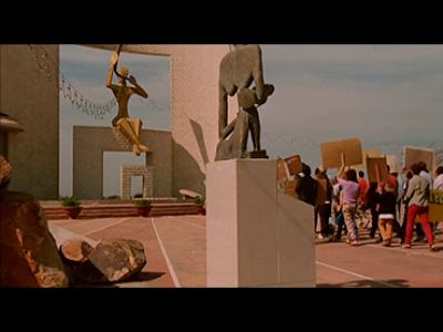 Sylvestre Amoussou. Africa Paradis. Película, 2006