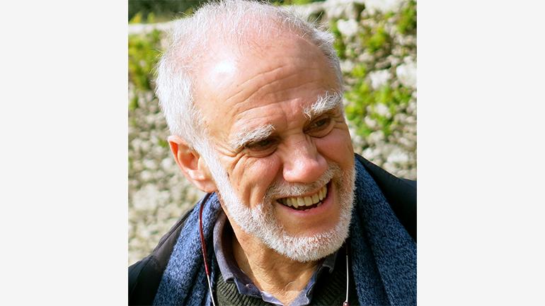 Retrato de José Emilio Burucúa, 2017