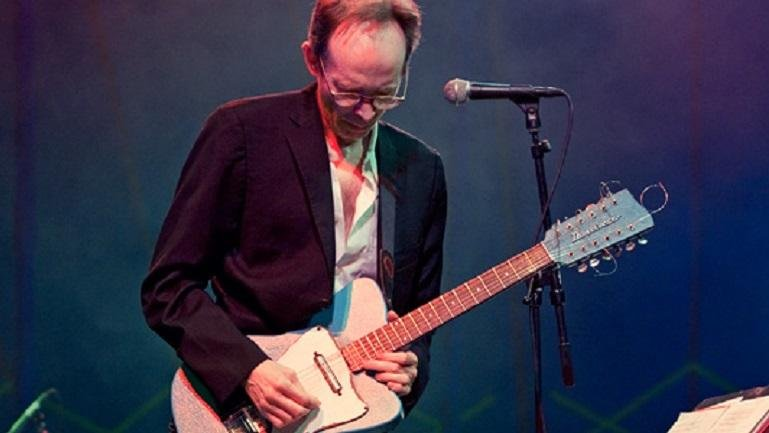 Arto Lindsay at the Moers Festival, 2010