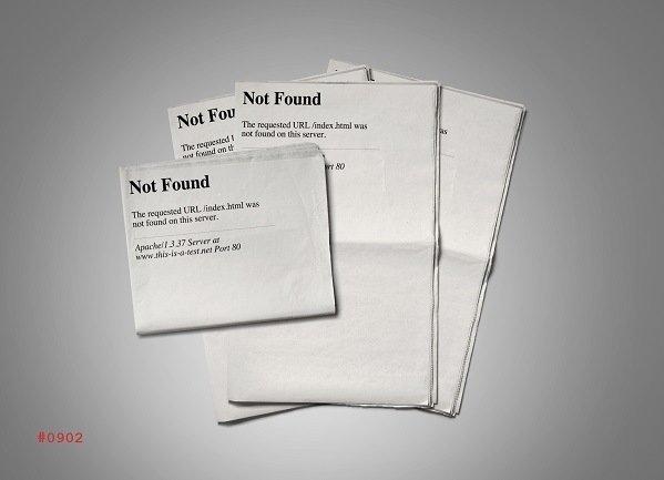 Daniel G. Andújar. Not Found, 1000 casos de estudio, 2014. Cortesía del artista