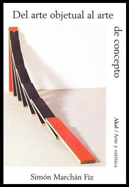 Imagen del libro Del Arte objetual al arte del concepto