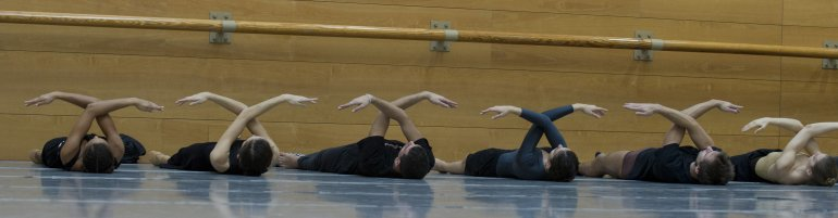 imagen de bailarines. © Fernando Marcos