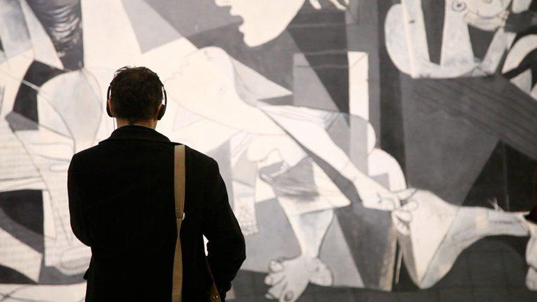 Guillermo Peydró. Las variaciones Guernica. Película, 2012