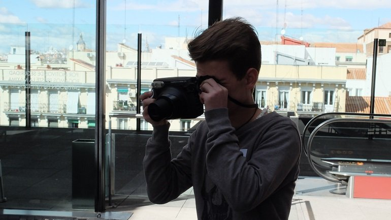 Un momento de la actividad Documentar y documentir