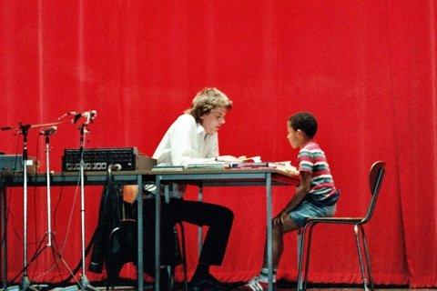 Eric Andersen. Stories. Performance, 1985