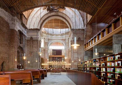 José Ignacio Linazasoro. Reforma de las Escuelas Pías. Intervención arquitectónica, 1996-2004