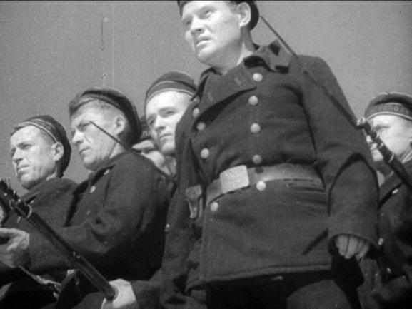 Efim Dzigan. We are from Kronstadt (My iz Kronshtadta), 1936. Copy provided by Arkeion Films, France. Courtesy of Mosfilm Cinema