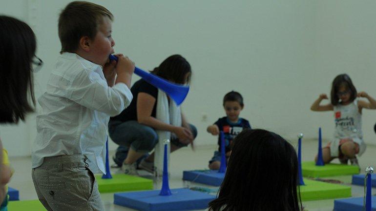 Actividad Familias, Museo Reina Sofía