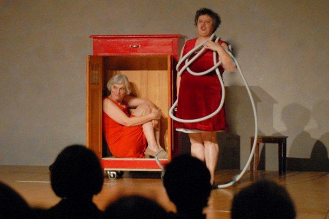 Performance de Muda Mathis y Sus Zwick