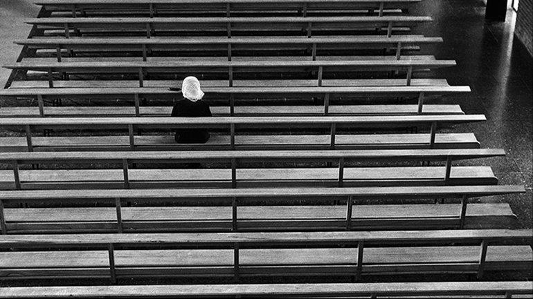 Oración en el desierto, Eugeni Forcano, Barcelona, 1968
