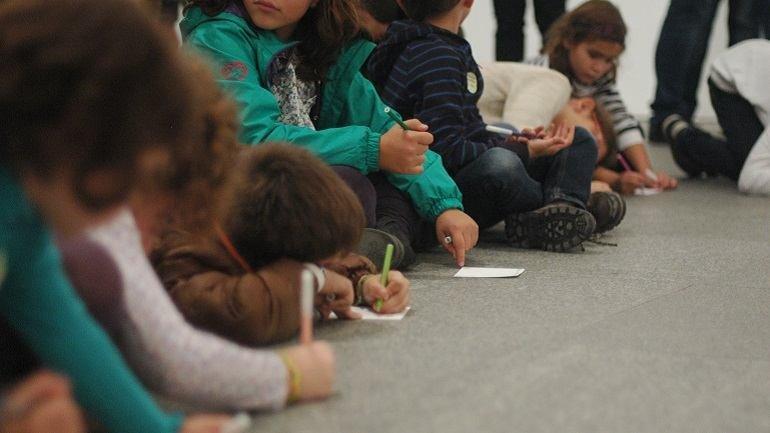 Participantes durante la actividad