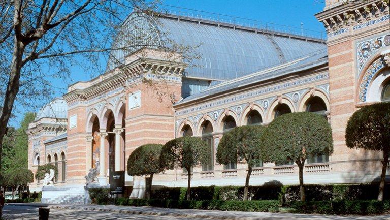 Palacio de Velázquez, Parque del Retiro
