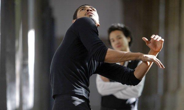 Imagen de danza en el Museo