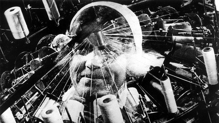 Dziga Vertov. Man with a Movie Camera . Film, 1929
