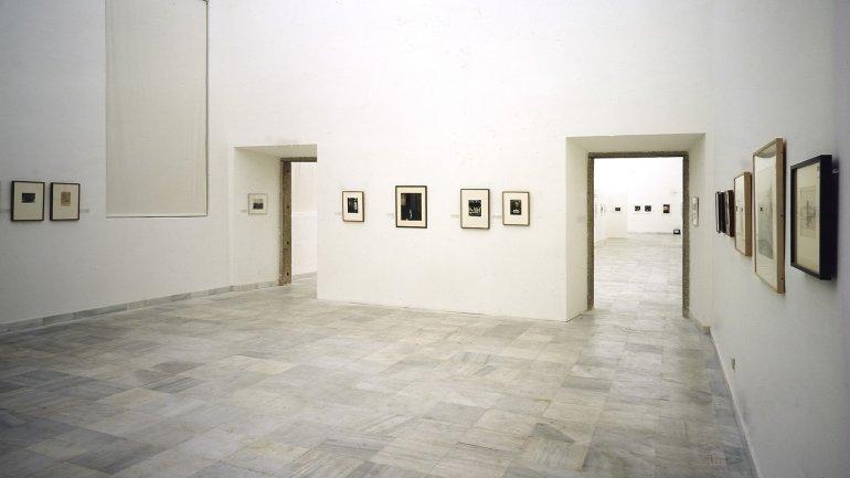 Vista de sala de la exposición. American Dreams, 1987