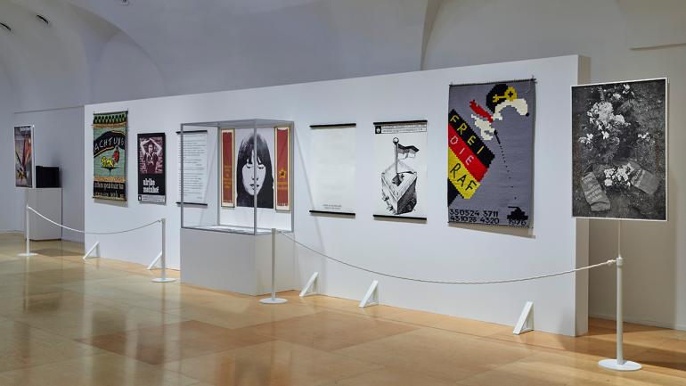Vista de la exposición Charlotte Johannesson. Llévame a otro mundo