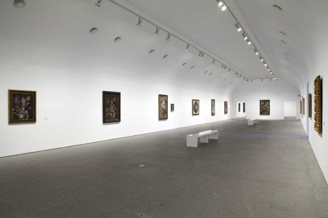 Exhibition view. María Blanchard, 2013