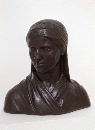 Julio Antonio. Minera de Puertollano, 1909. Escultura. Colección Museo Nacional Centro de Arte Reina Sofía, Madrid
