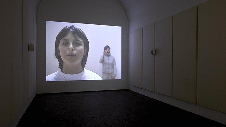 Exhibition view Dora García. Second Time Around