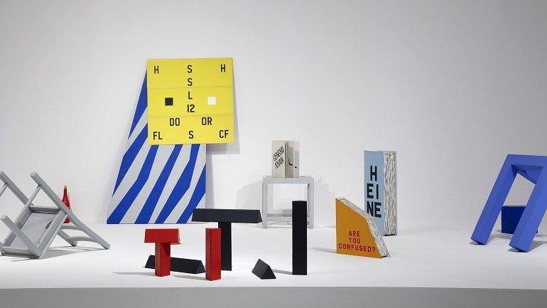 Exhibition view. Locus Solus. Impressions of Raymond Roussel, 2011