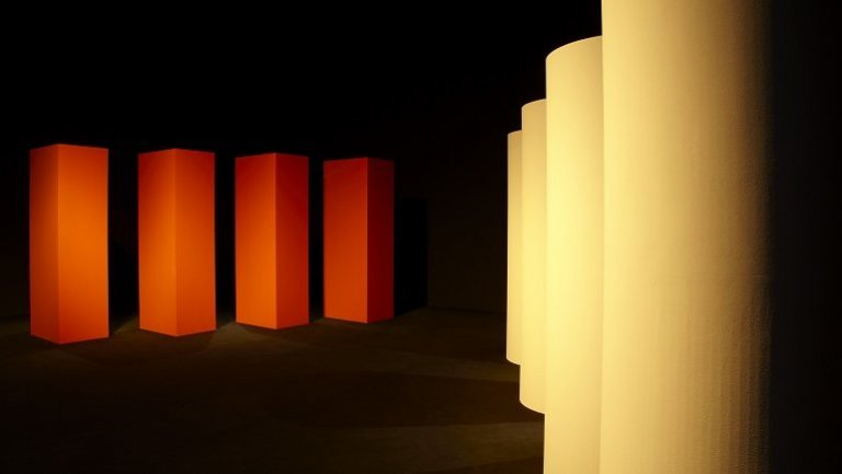 Exhibition view. Lygia Pape. Magnetized Space, 2011