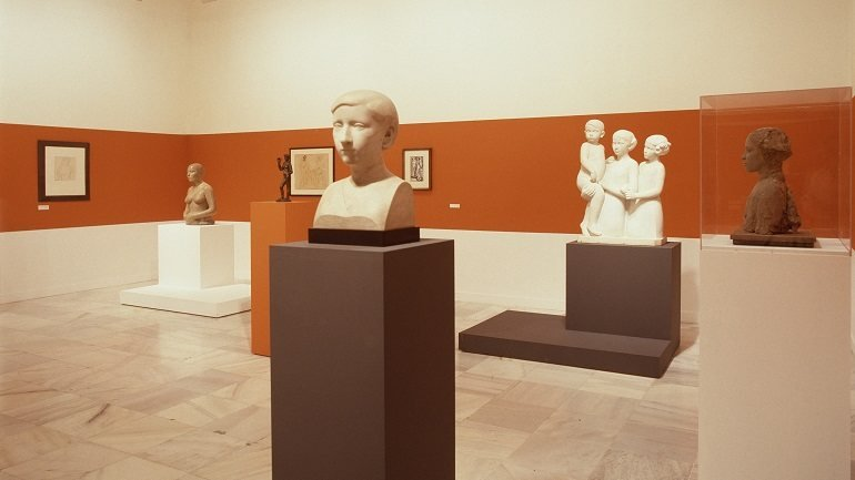 Exhibition view. Joan Rebull. Años 20 y 30, 2003