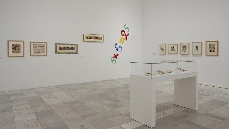 Vista de sala de la exposición. Rodchenko y Popova. Definiendo el constructivismo, 2009