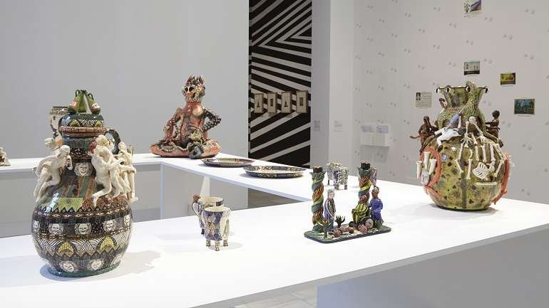Exhibition view. Really Useful Knowledge, 2014