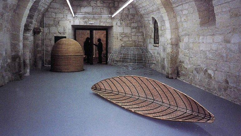 Exhibition view. Susana Solano, 2003