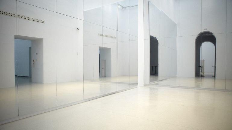 Exhibition view. Heimo Zobernig, 2012