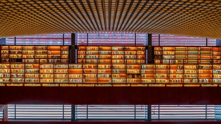 Biblioteca y Centro de Documentación del Museo Reina Sofía, 2011. Fotografía: Carlos Horcajada