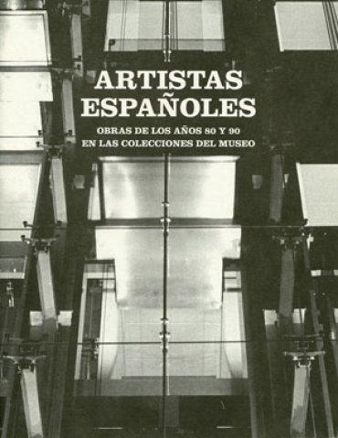 Artistas españoles. Obras de los años 80 y 90 en las colecciones del Museo