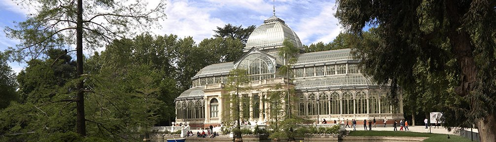 Imatge Palacio de Cristal