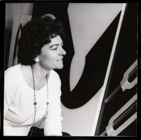 Fotografía de Isabel Sotomayor. Archivo de la Revista de Arte (Mayagüez). Centro de Documentación
