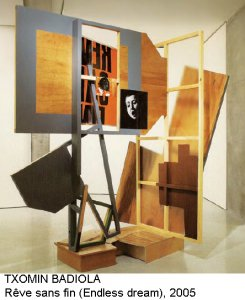 Txomin Badiola. Rêve sans fin (Endless dream), 2005
