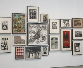 The Estampa Popular and the critical image movements in Spain